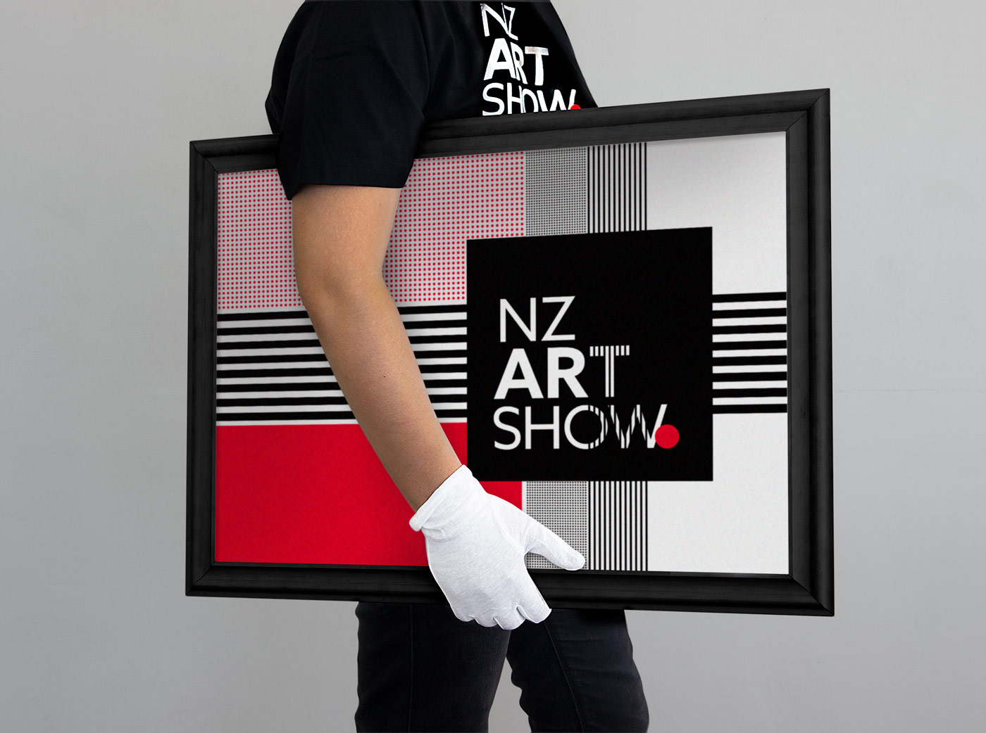 NZA ArtShow Visual Comms 1